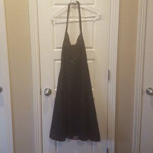 Halter dress size,12